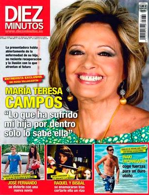 Publicidad revista diez minutos tarot for Cocinar en 10 minutos